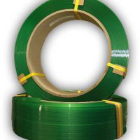 Powermax Green Polyester Strap