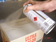 Ultracolor Carton Cover