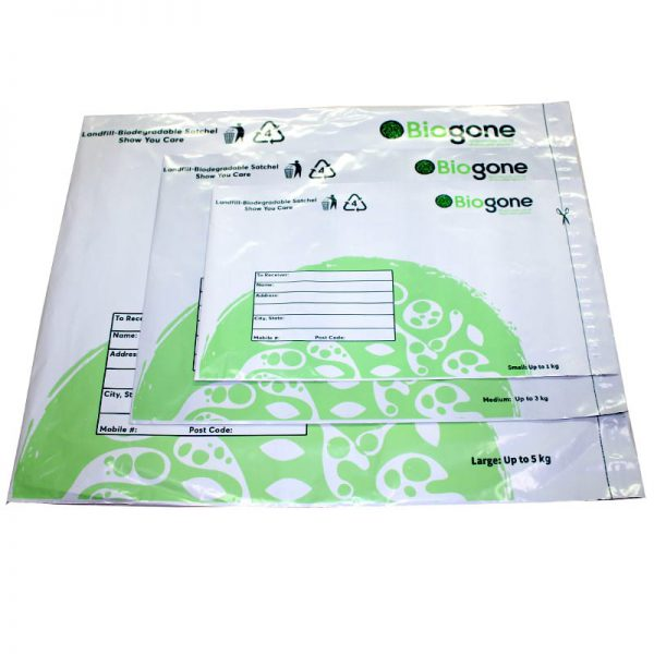 Biodegradable Plastic Mailers
